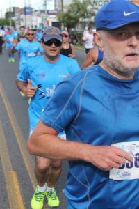 Ian in San Silvestre 2014